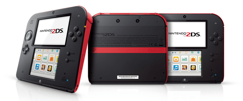 2ds Nintendo Lowers Wii U Price and Launches New Nintendo 2DS Portable