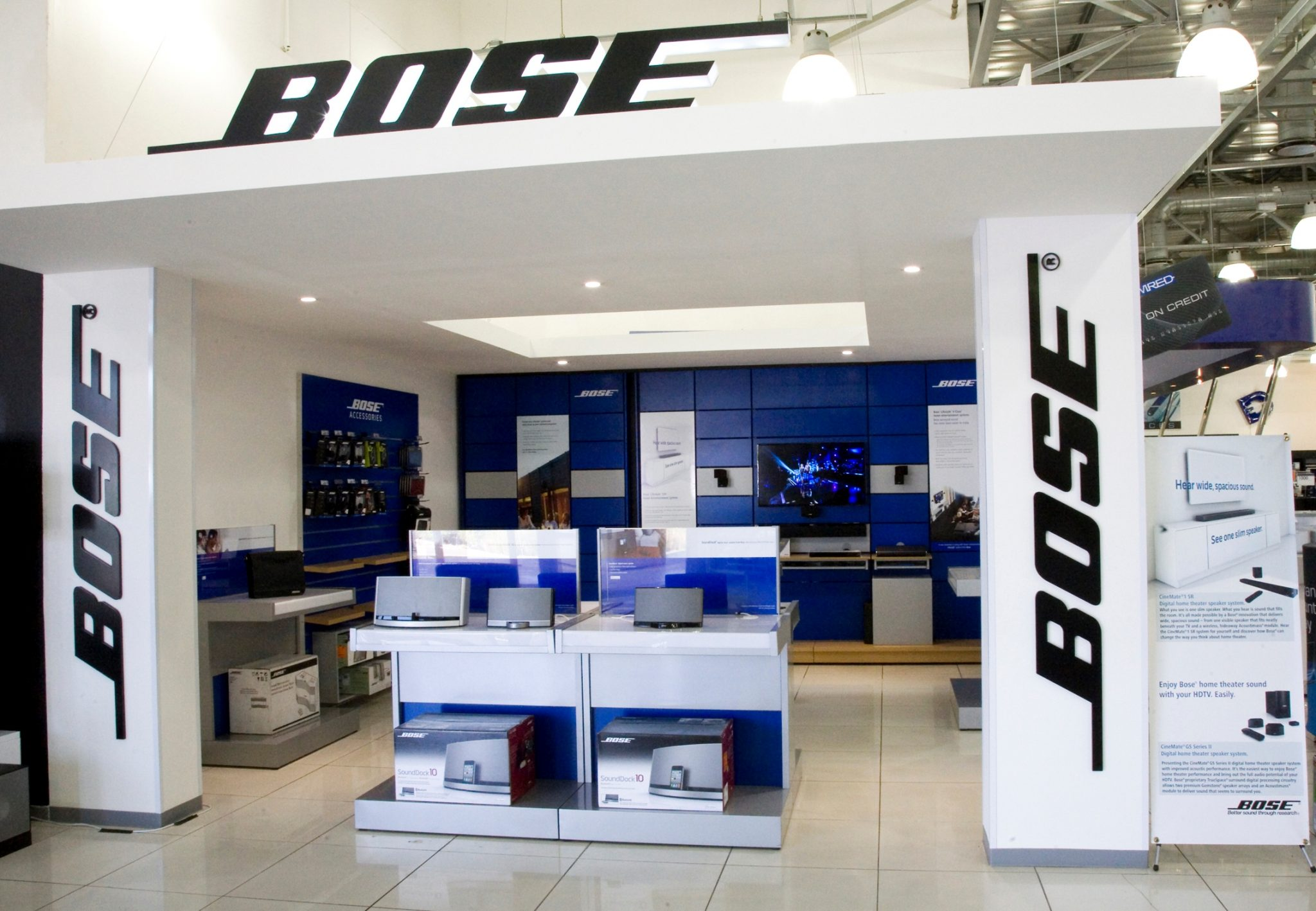 Home Design Stores In Berlin Wired For Sound With Bose Boutique Stores Within Stores