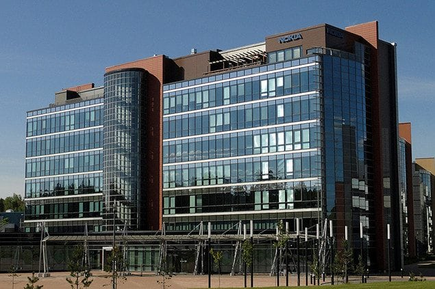 Nokia set to hand over headquarters to Microsoft in ...